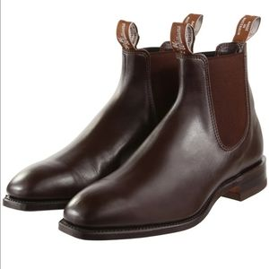 R.M Williams Chelsea Boots